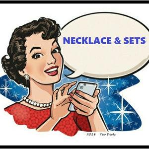 Jewelry - Necklace ~ Sets & Pendants